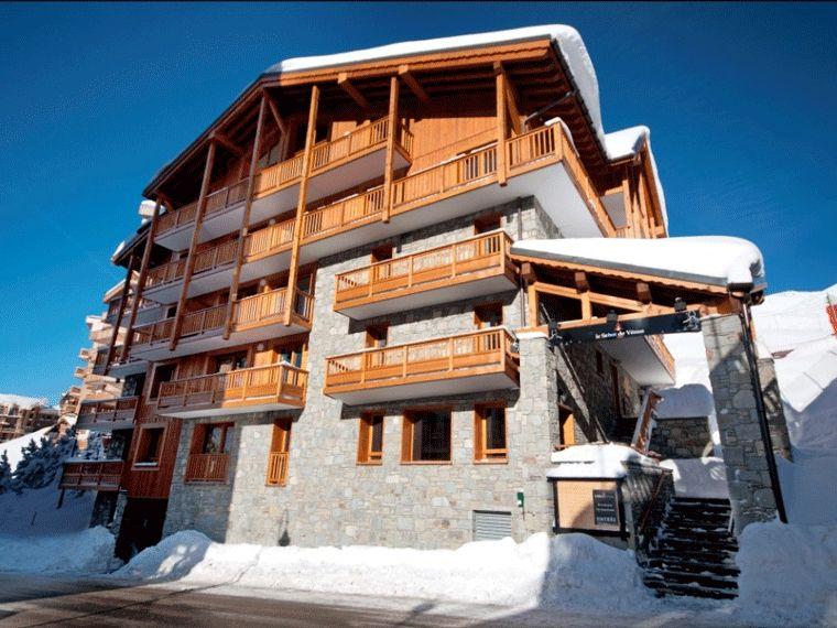 Chalet-appartement Résidence Sabot de Venus Luxe - 8-10 personen