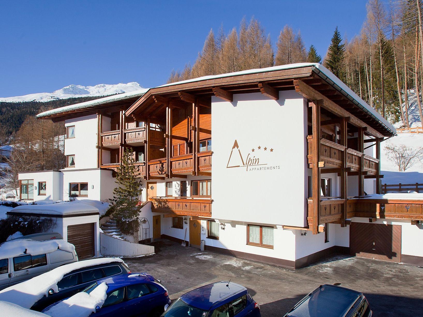 Appartement Alpin Gaislachkogel - 10-12 personen