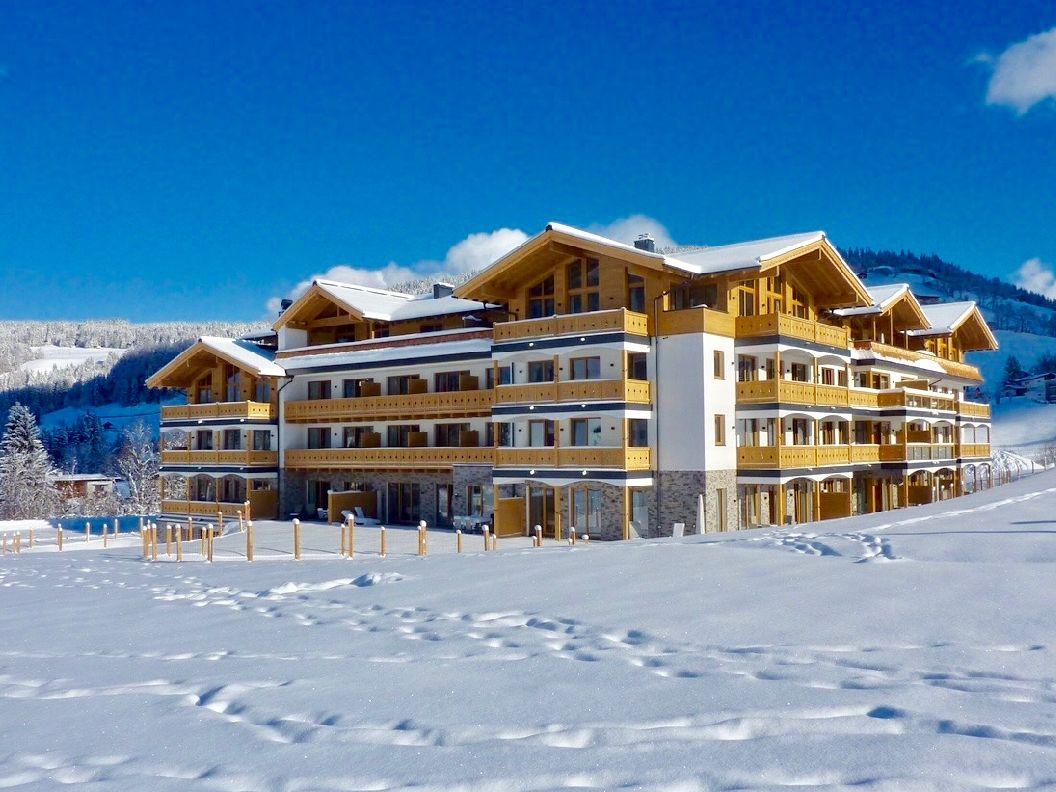 Appartement Residenz Drachenstein Wildschönau - 8 personen