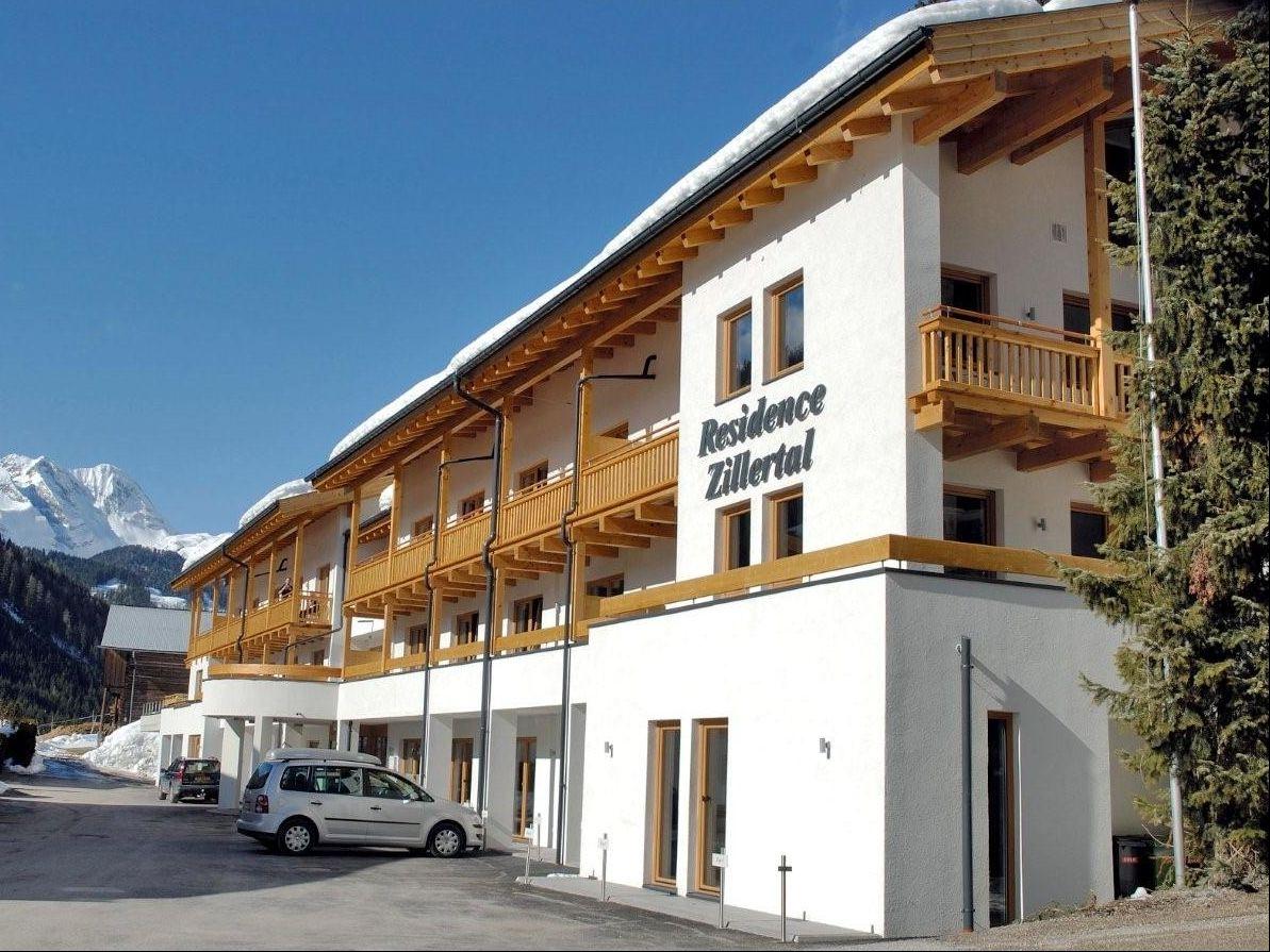 Appartement Residence Zillertal studio - 2 personen
