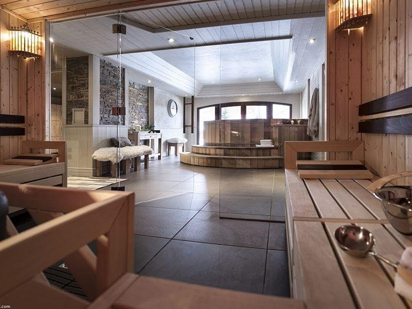 chalet appartement montagnettes hameau de la sapini 232 re 4 pers les menuires chalet be