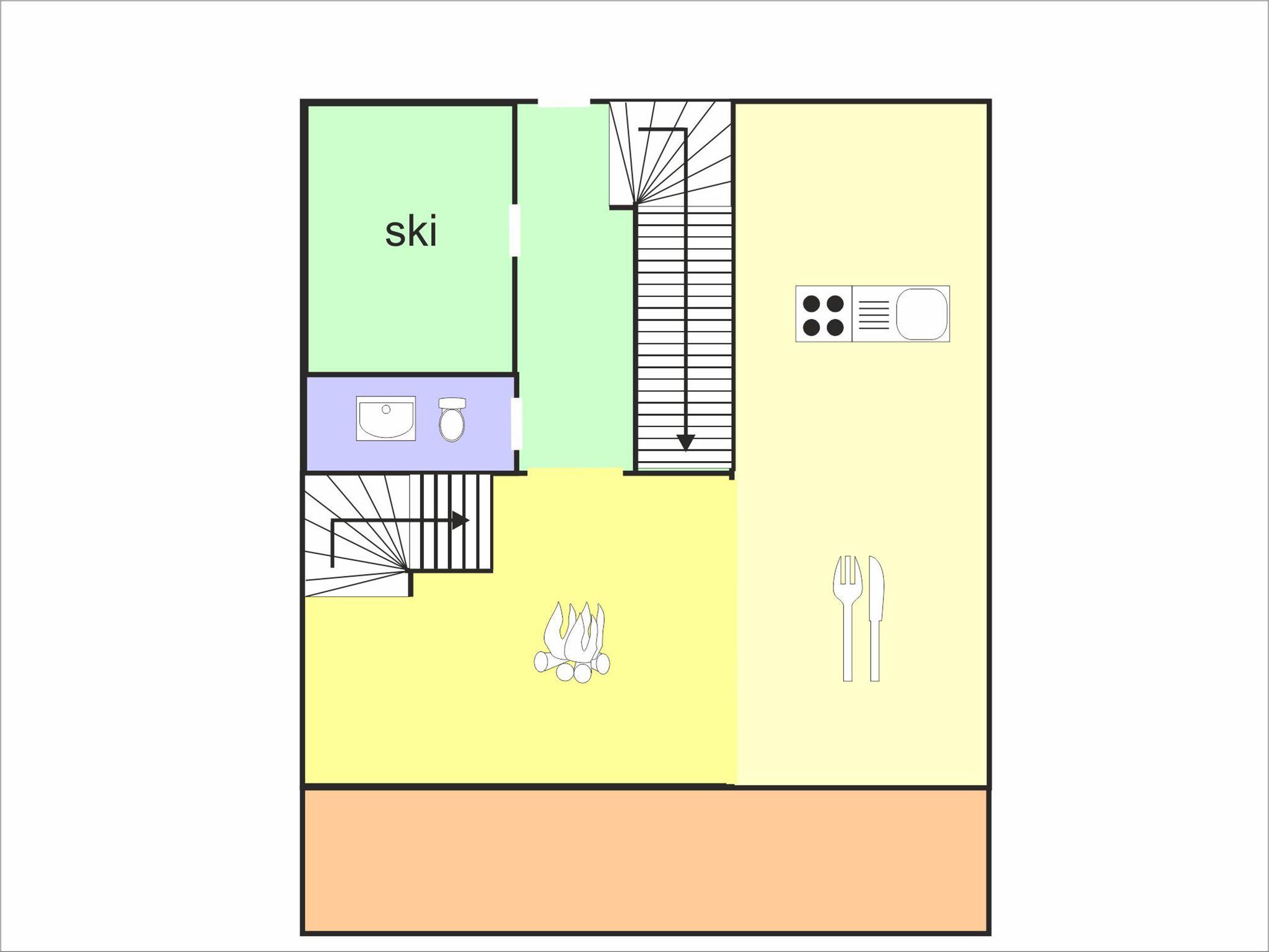 Chalet Chaud met privé-sauna - 11 personen
