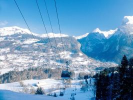 Skigebied Le Grand Massif