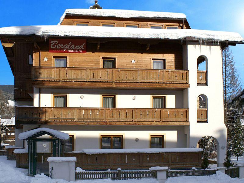 Appartement Bergland - 4-6 personen
