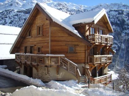 Chalet-appartement Le Grenier de Germaine