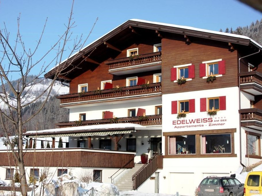 Appartement Edelweiss am See Hundstein - 6-8 personen