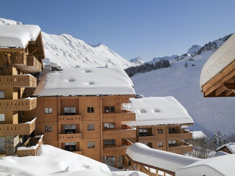 Chalet-appartement CGH Le Village de Lessy - 2-4 personen