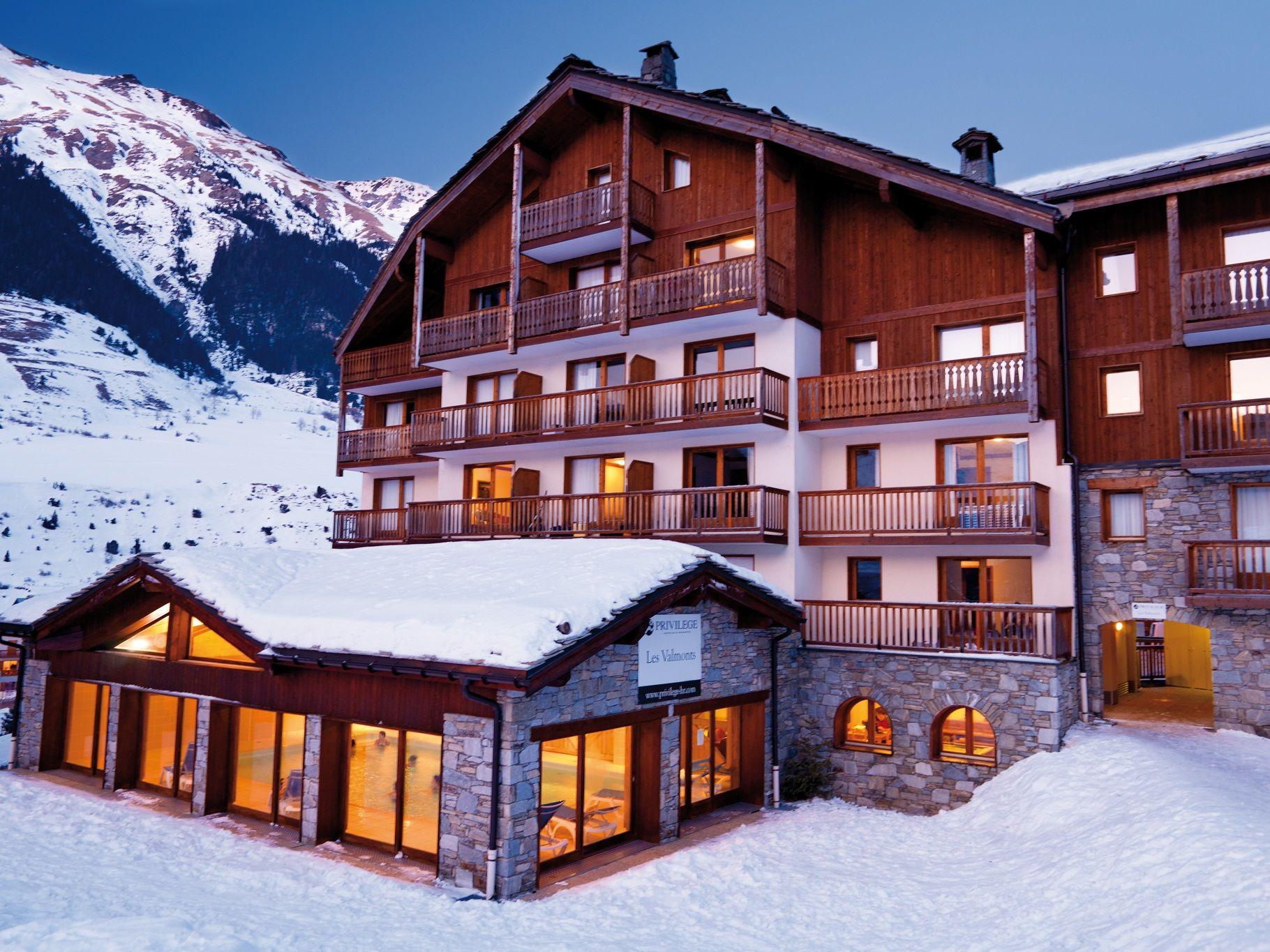 Chalet-appartement Les Valmonts de Val Cenis - 4-6 personen