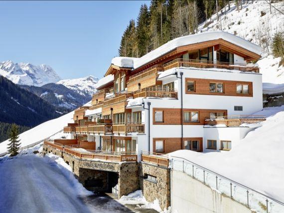 Appartement Gerlos Alpine Estate Type 4 - 8-10 personen