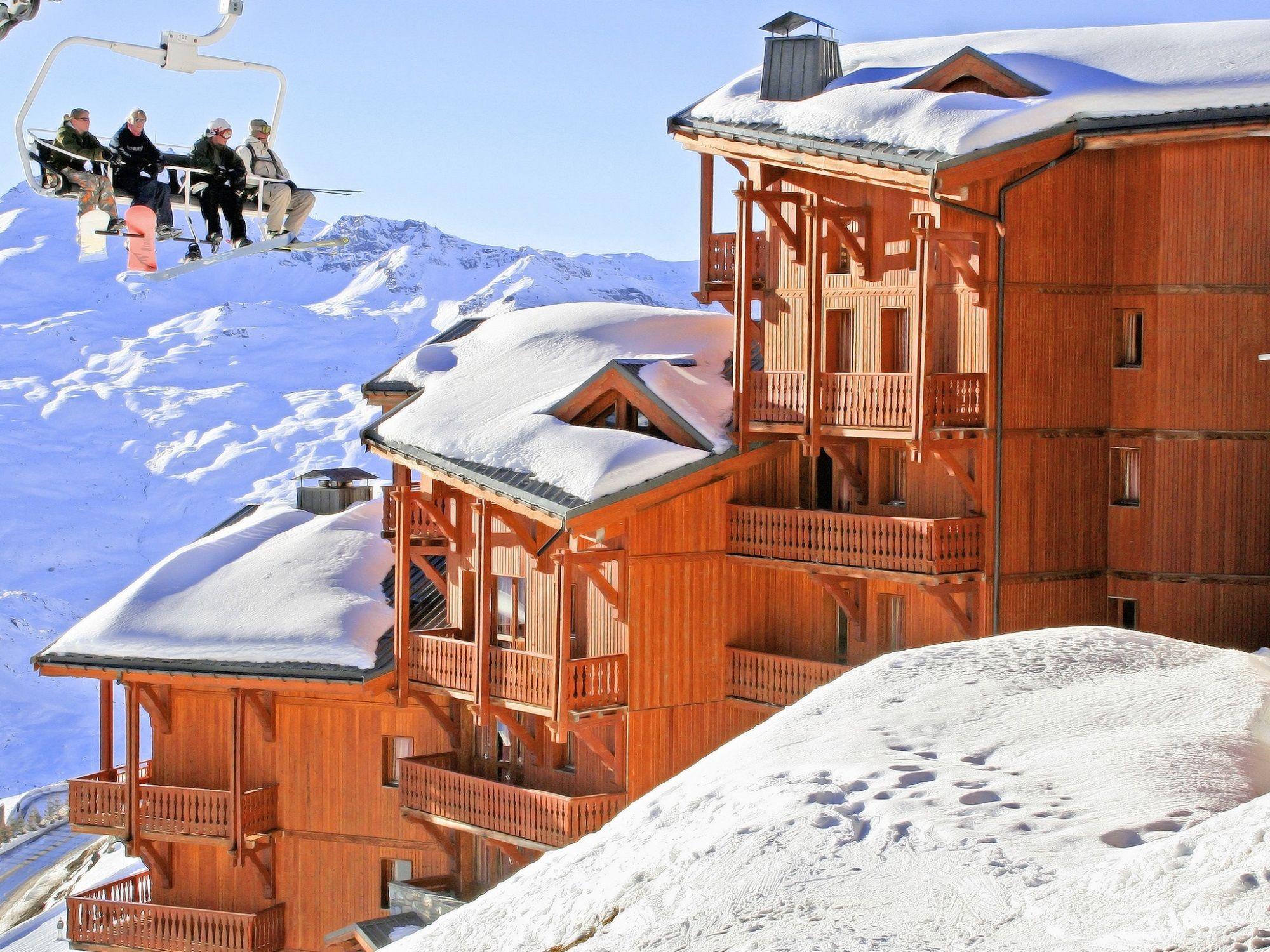Chalet-appartement Les Balcons de Val Thorens - 10-12 personen