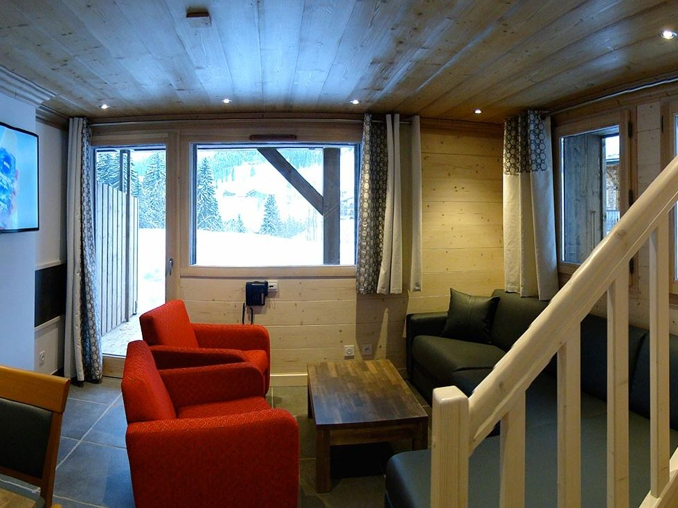 chalet appartement adelphine 4 6 pers les gets chalet be