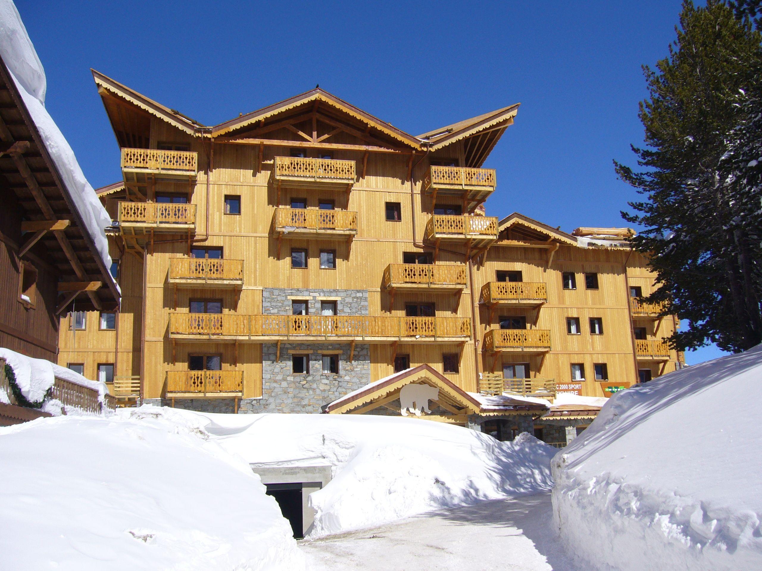 Chalet-appartement Altitude de l'Ours - 10-12 personen