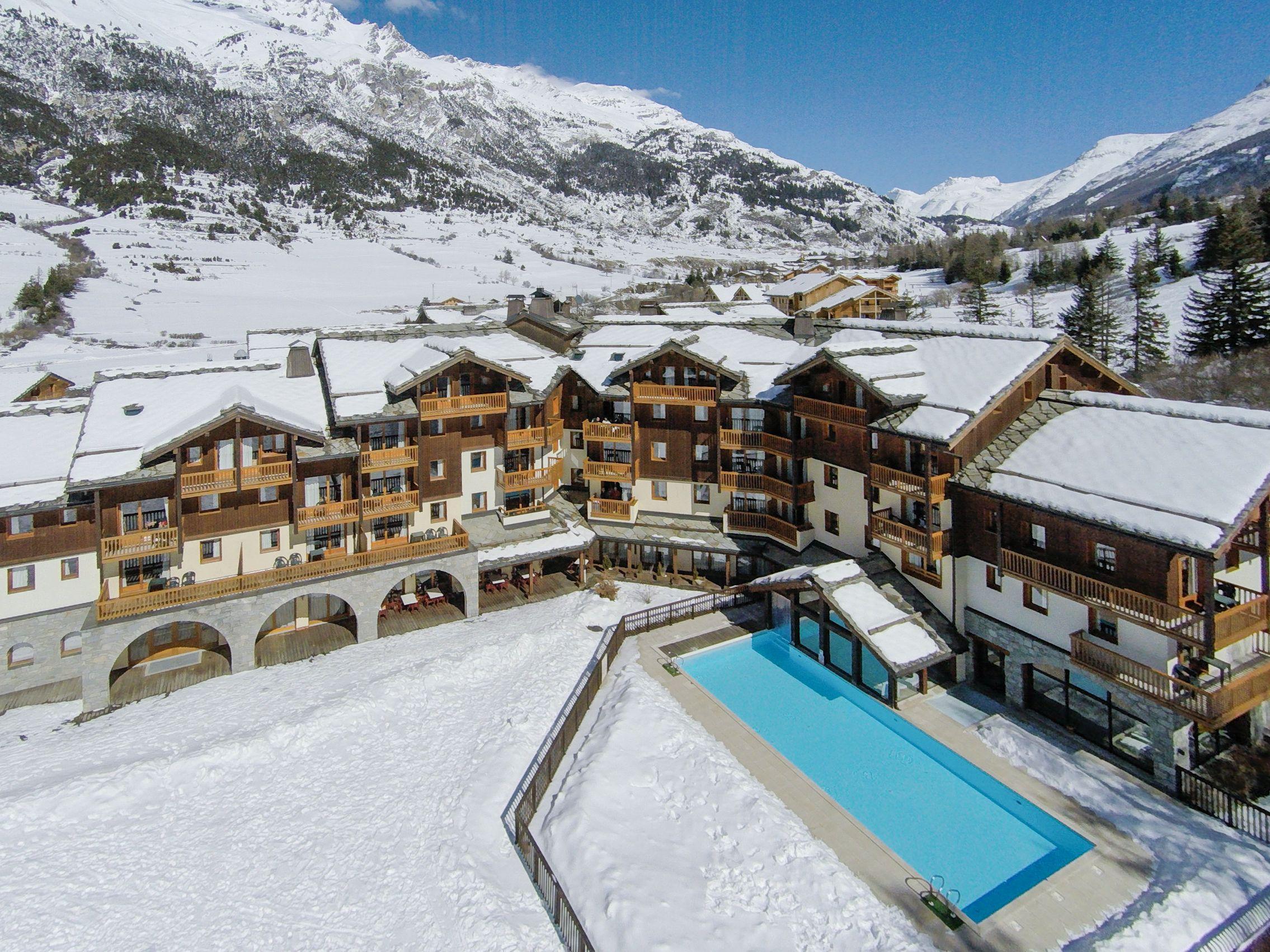 Chalet-appartement Les Alpages de Val Cenis - 2-4 personen