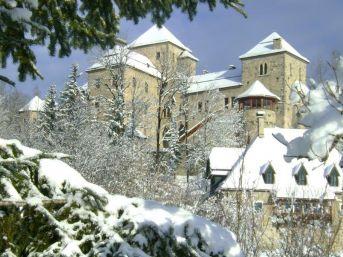 Schloss am See Fischhorn WEEKENDSKI donderdag t/m zondag, combi van de 6 appartementen