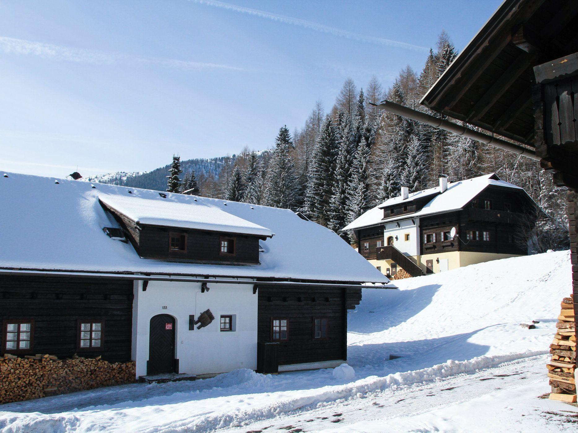 Appartement Feriendorf Kirchleitn Großwild Komfort (voor max. 2 volw. + 2 kinderen t/m 13 jaar) - 2-4 personen