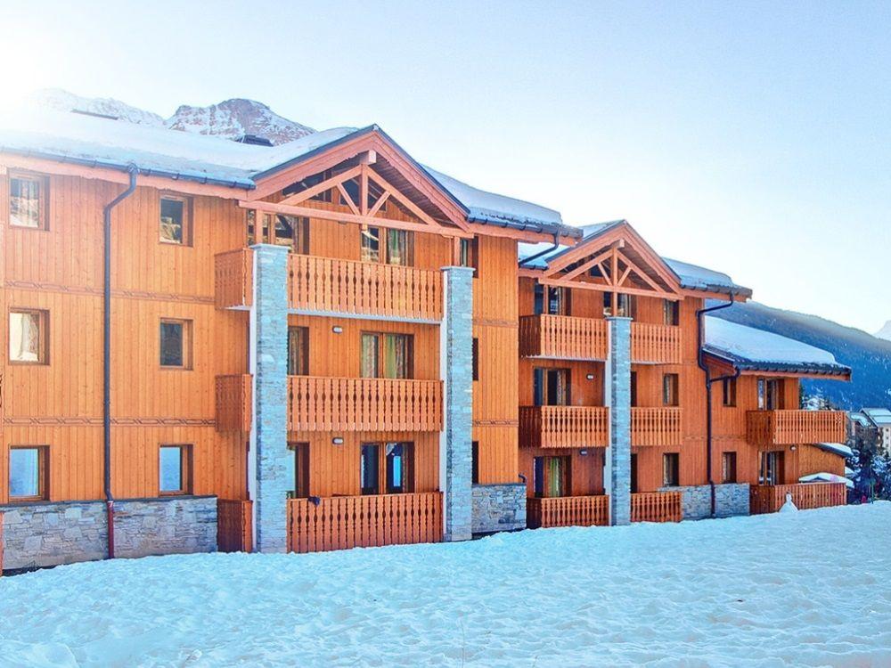 Chalet-appartement Les Balcons de Val Cenis Le Haut - 12-14 personen