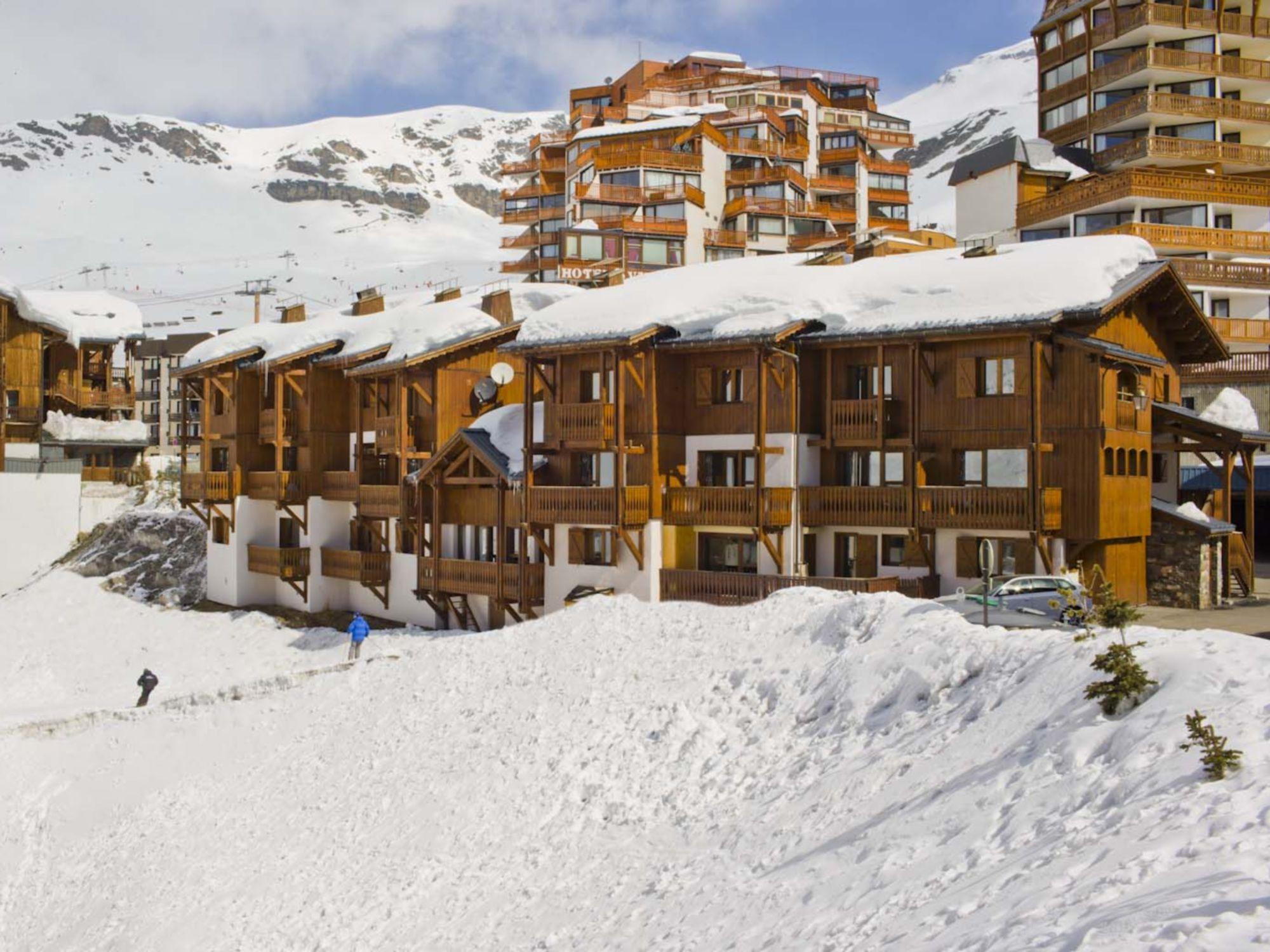 Chalet-appartement Montagnettes Lombarde - 8 personen