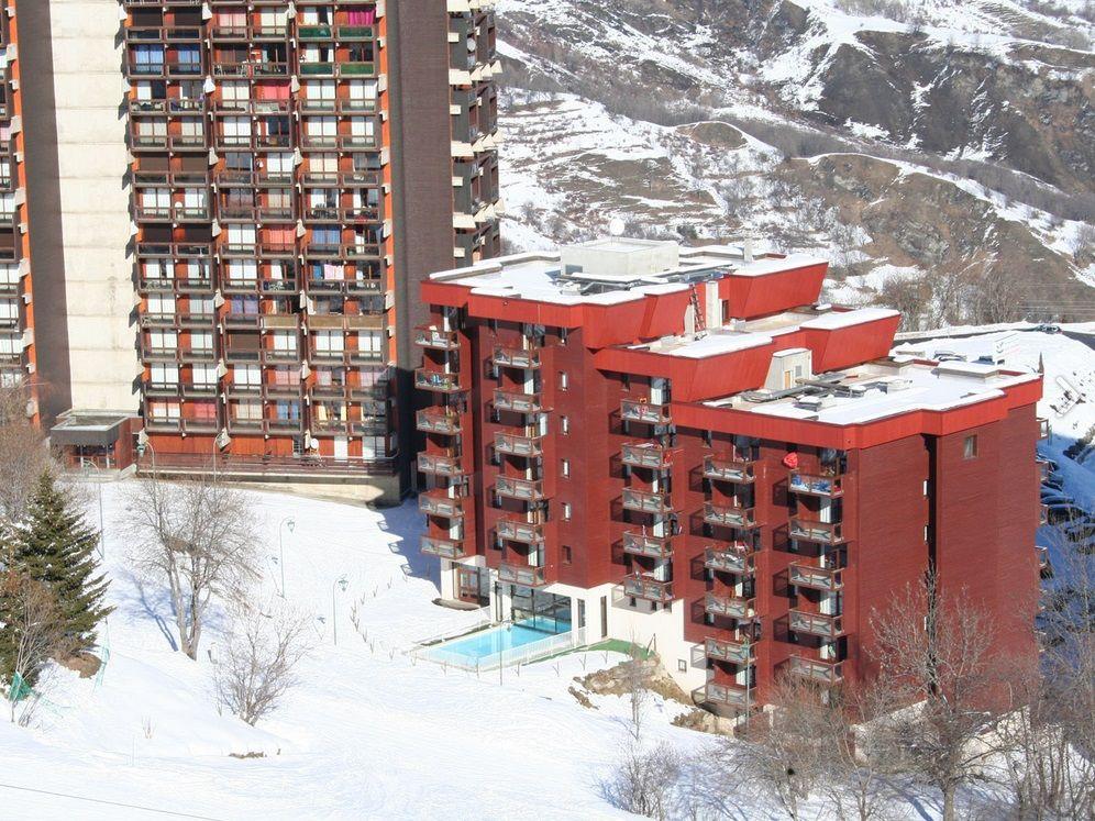 Appartement Les Terrasses du Corbier - 4-6 personen