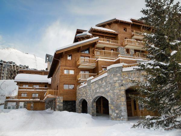 Chalet-appartement CGH Résidence La Ferme du Val Claret - 4-6 personen