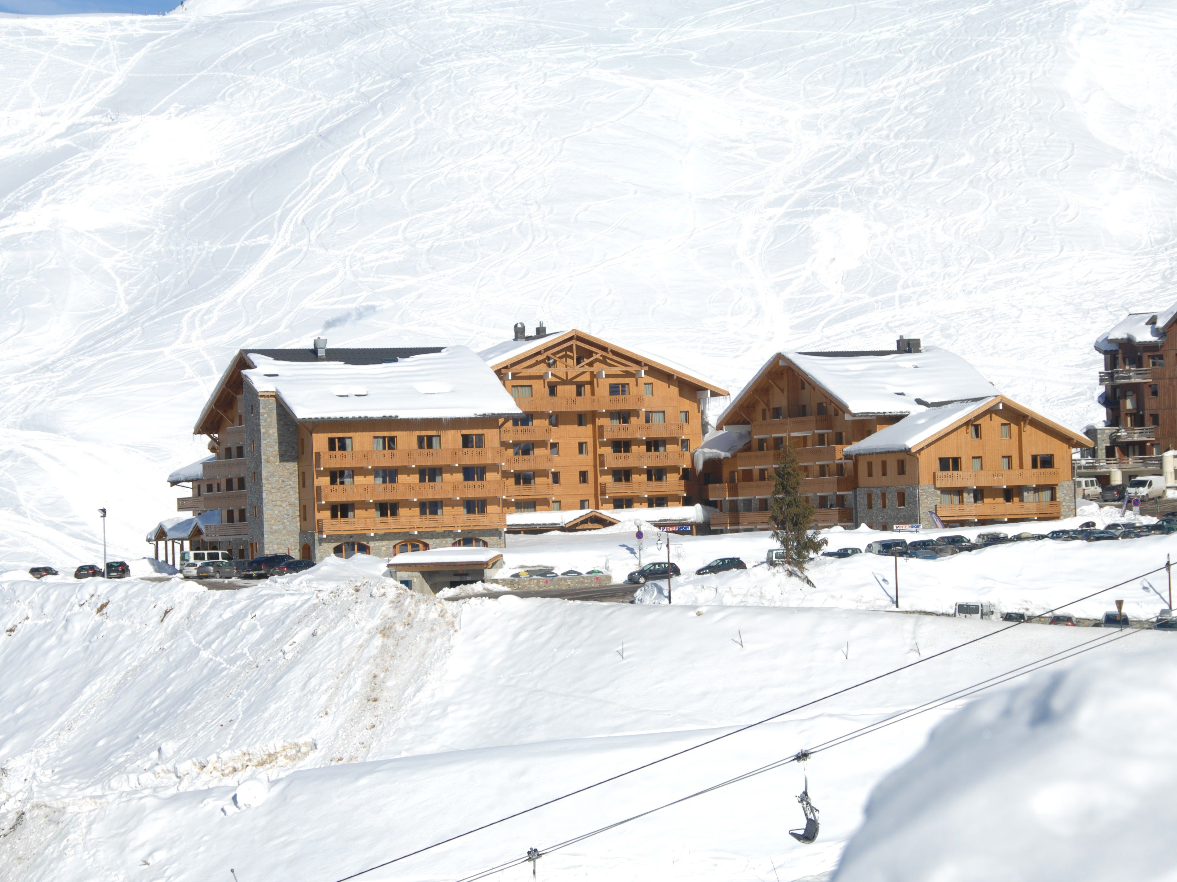 Appartement Résidence Sun Valley - 4-6 personen