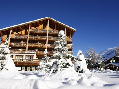 Chalet-appartement Le Cortina