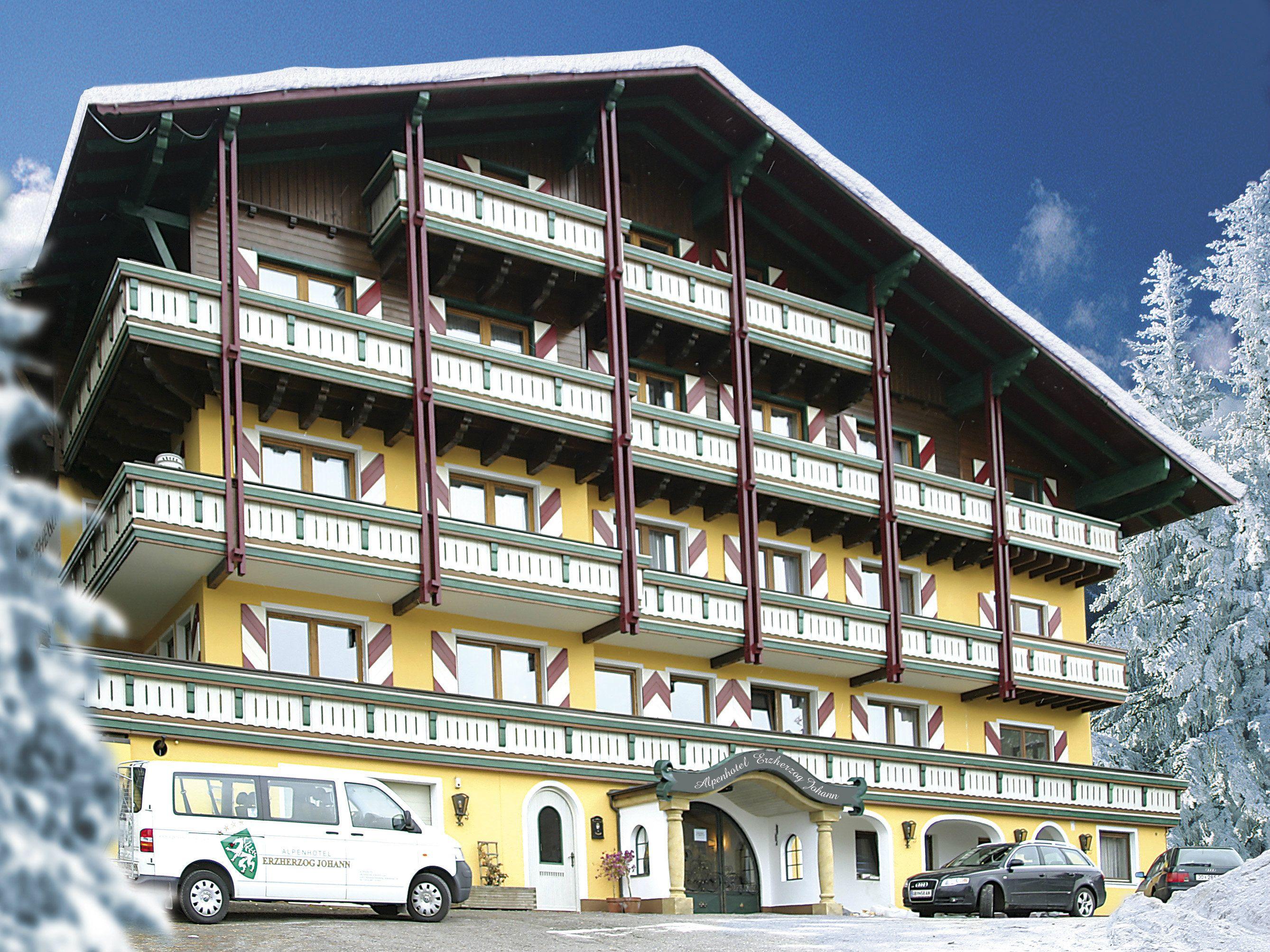 Appartement Erzherzog Johann - 8-10 personen