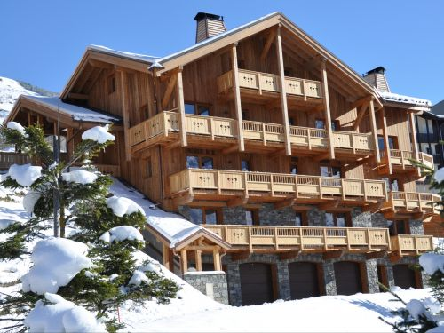 Chalet-appartement Iselime