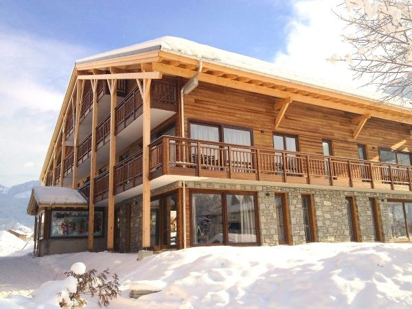Appartement Mont Blanc Alpine Estate met open haard - 6-8 personen
