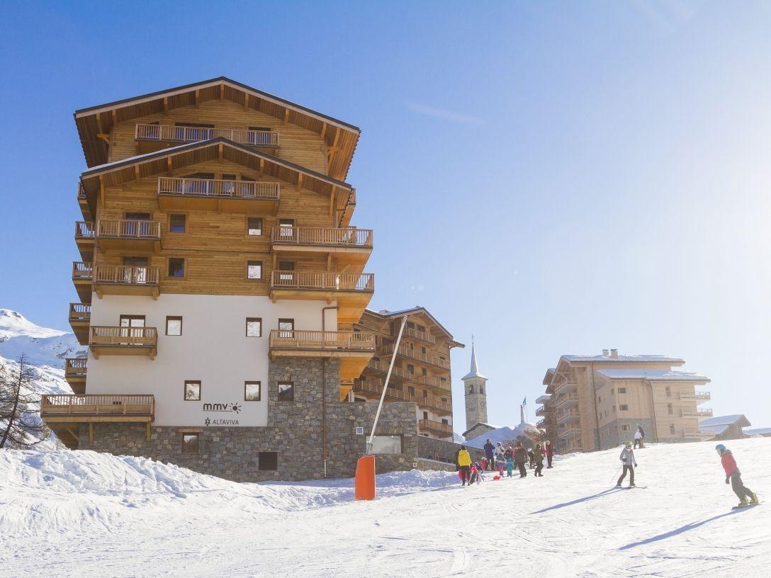 Appartement Club MMV L'Altaviva - 2-4 personen