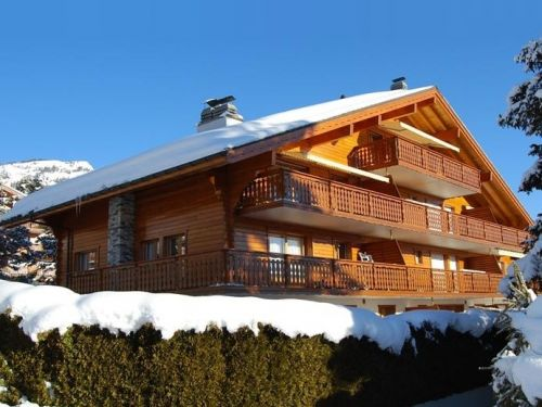 Chalet-appartement Chantegrive