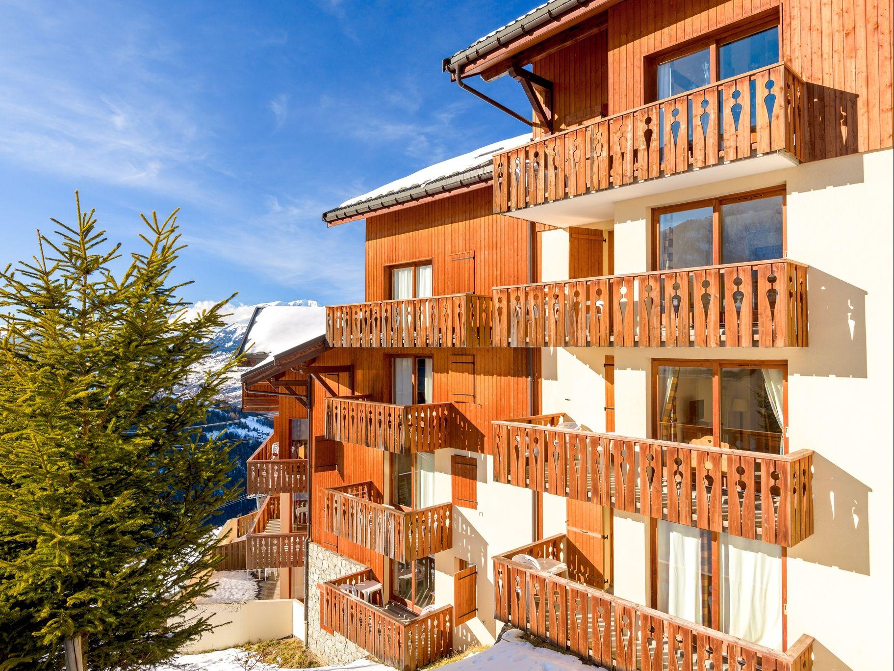 Appartement Résidence L'Arollaie - 6-8 personen