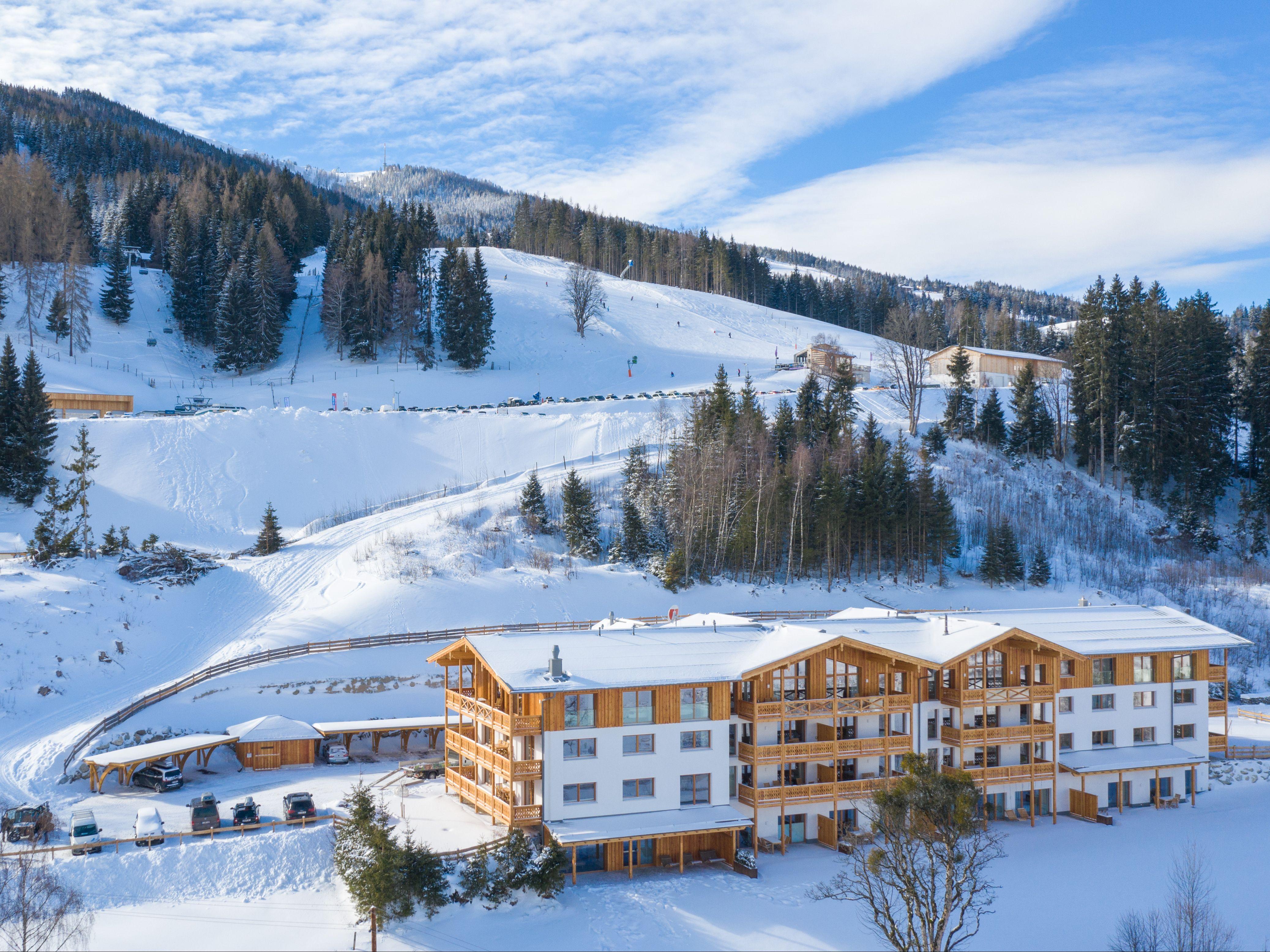 Appartement Skylodge Alpine Homes type III, zondag t/m zondag - 4-6 personen