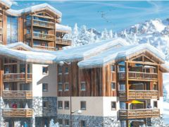 Chalet-appartement CGH Lodge Hemera - 8-10 persone